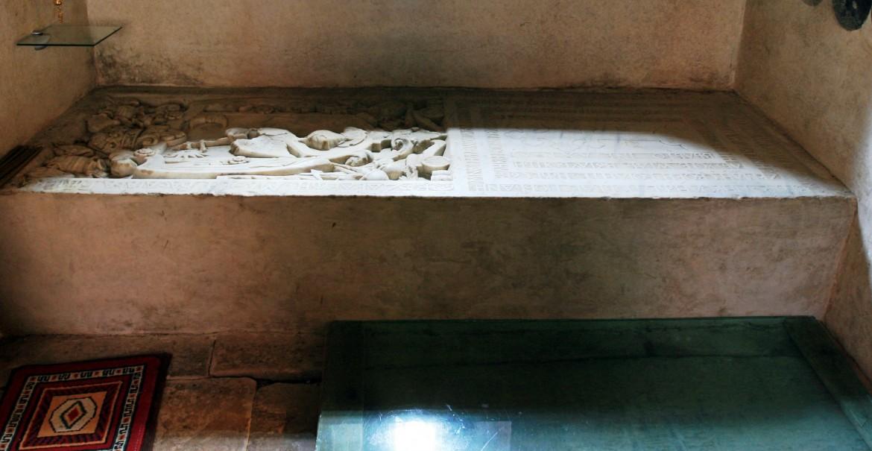 Mormântul voievodului Matei Basarab