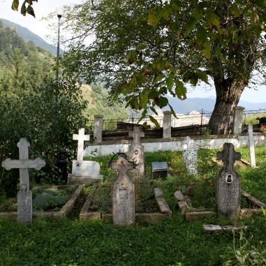 Cimitirul călugăresc de la Arnota