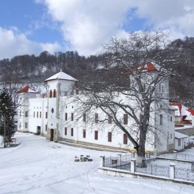 Ansamblul monahal de la Arnota
